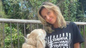Luisa Mell desabafa e expõe ameaças de morte (Foto: Reprodução)