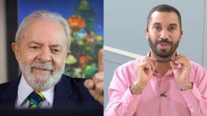 Lula se pronuncia após ataque contra Gil do BBB (Foto: Reprodução)