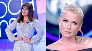 Mara Maravilha provoca Xuxa (Foto: Reprodução)