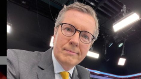 Márcio Gomes se afasta da CNN Brasil (Foto: Reprodução)