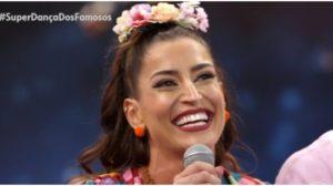 Maria Joana brilhou no primeiro dia da Dança dos Famosos - Foto: Reprodução