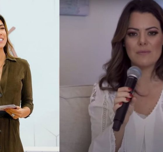 Patrícia Abravanel é amiga de Ana Paula Valadão (Foto: Reprodução/SBT/YouTube)