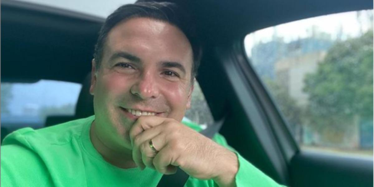 Reinaldo Gottino usou as redes sociais para falar de bagunça no