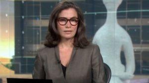 """Renata Vasconcellos do """"Jornal Nacional"""" (Foto: Reprodução/TV Globo)"""