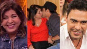 Roberta Miranda brincou com rumor sobre Zezé Di Camargo (Foto: Reprodução/TV Globo/Multishow)