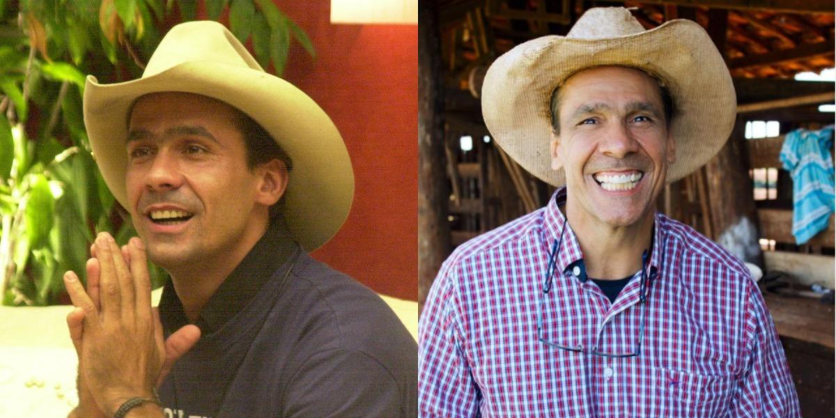 Rodrigo Cowboy perdeu tudo e hoje trabalha em imobiliária para pagar as contas (Foto: Reprodução)