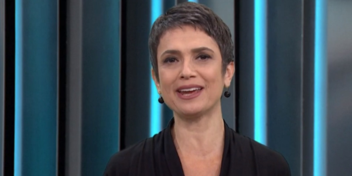 Sandra Annenberg pretende demitir Sandra Annenberg após emissora mudar cara do jornalismo (Foto: Reprodução)