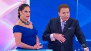Silvia Abravanel expõe quem é Silvio Santos (Foto: Reprodução/SBT)