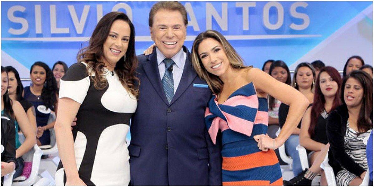 Polêmica envolvendo Silvio Santos e as filhas - Foto: Reprodução