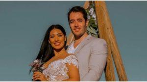 Simaria estaria vivenciando uma crise em seu casamento com Vicente Escrig (Foto: Reprodução)