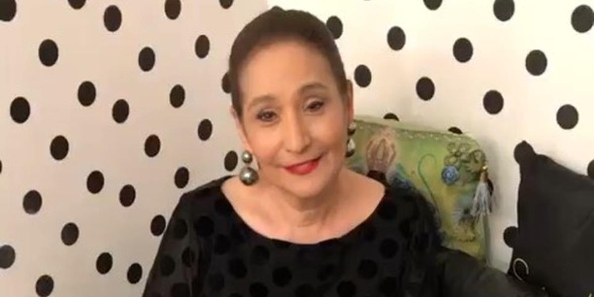 """Sonia Abrão é apresentadora do """"A Tarde é Sua"""", da RedeTV! (Foto: Reprodução/Instagram)"""