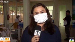 A repórter Tatiane Lobato surpreendeu ao pedir demissão - Foto: Reprodução
