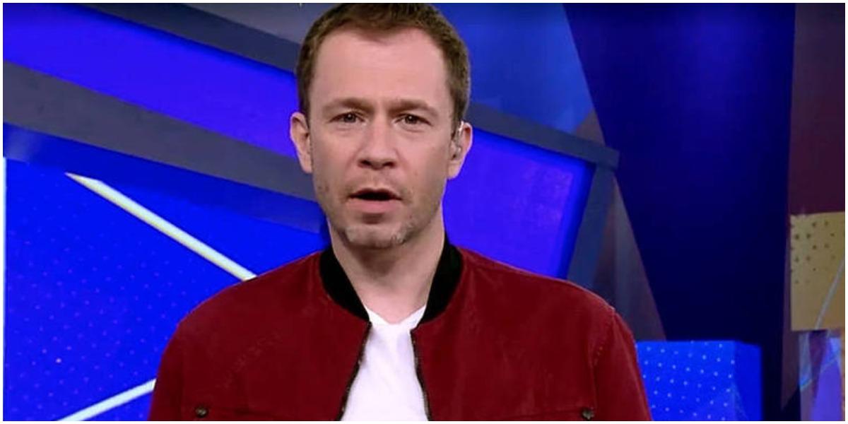 O apresentador do BBB21, Tiago Leifert - Foto: Reprodução