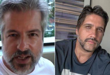 Victor Chaves se pronunciou sobre anúncio de volta com Léo e negou volta (Foto: Reprodução)