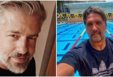 Victor Chaves usou as redes sociais para falar sobre os rumores de volta com Léo Chaves (Foto: Reprodução)
