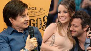 """""""Não poderia deixar"""", Xororó faz comunicado expondo o que pensa do marido de Sandy após ele detonar divórcio"""